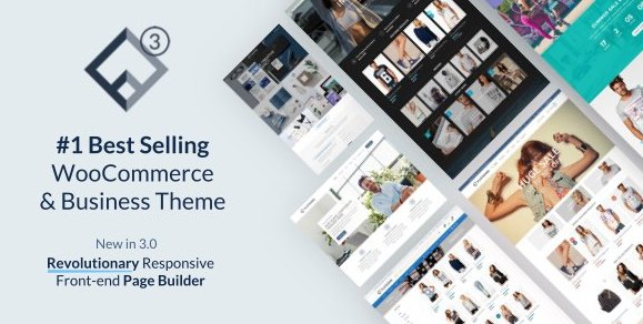 Flatsome - best ecommerce themes in WordPress