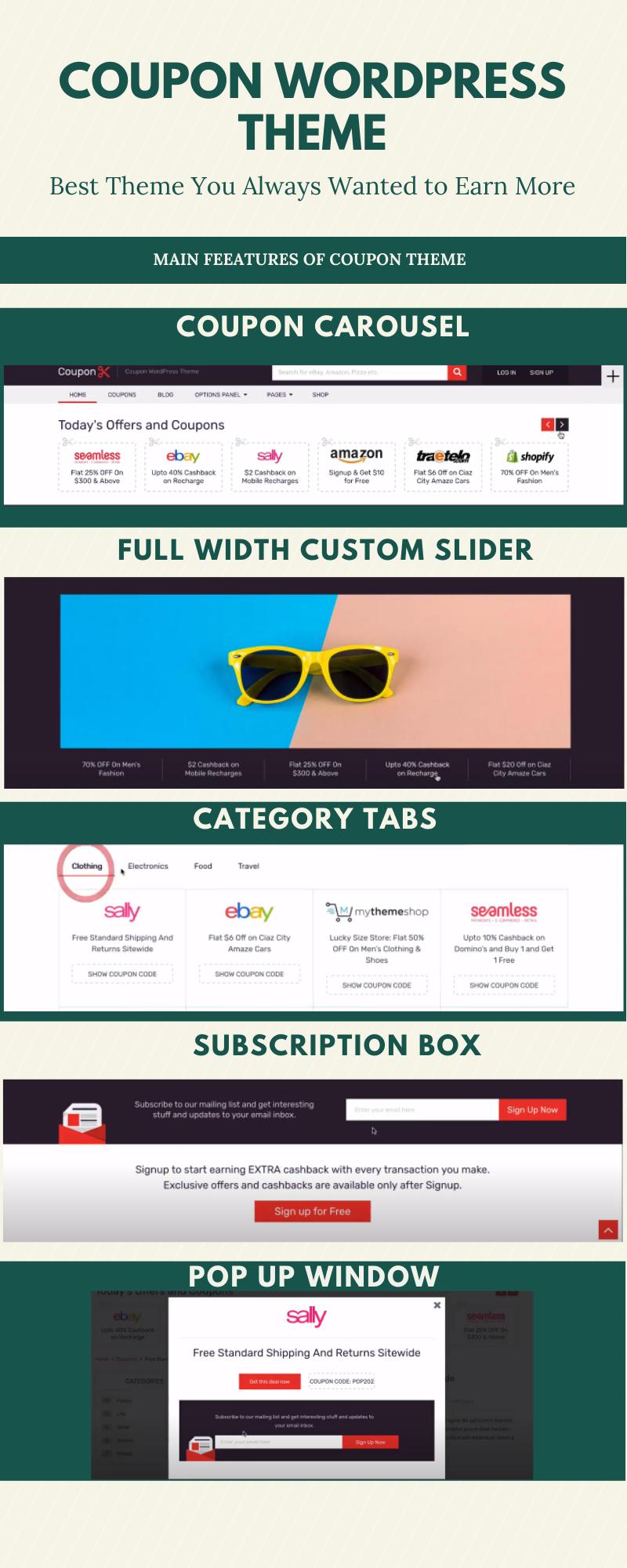 Best coupon wordpress theme from mythemeshop
