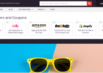 Coupon theme Wordpress best