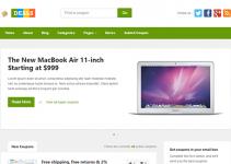 Deals Coupon Wordpress Theme